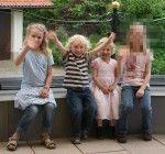 Verena und ihre Geschwister