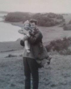 Bettina und ihr Vater
