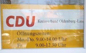 CDU Büro