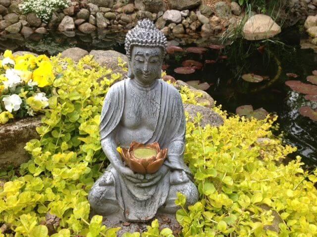 Buddhistische Gelassenheit fehlt bei Trennungen fast immer
