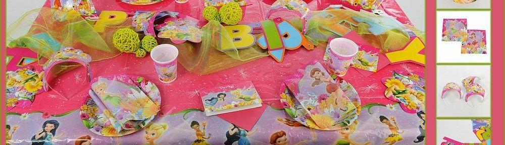 Tischdeko Geburtstag. Foto: Tafeldeko