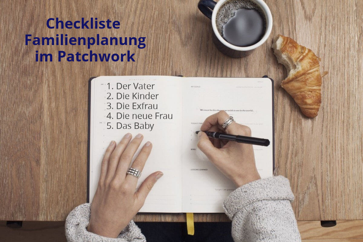 Checkliste Familienplanung. Foto: Stocksnap