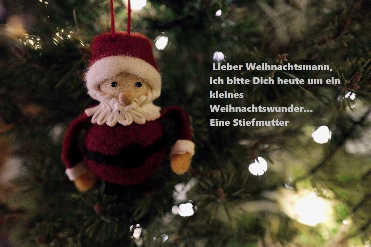 Weihnachtsmann Stiefmutterb