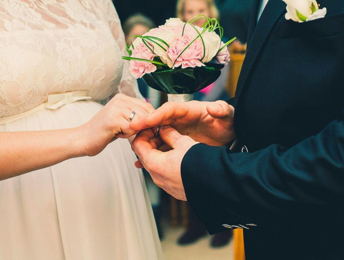 Hochzeit im Patchwork